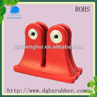 High Quality rubber anti-slip foot/anti vibration rubber mount /screw rubber feet