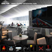 Luxury wind resistant event tent manufacturer in China