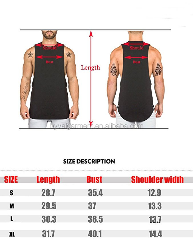 Mens Gym Tank Tops Wholesale Dry Fit Workout Tank Tops Singlets Custom Bodybuilding Sleeveless T-shirts
