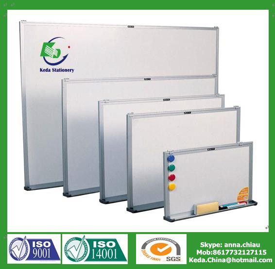 Dry Erase Mini Size Small Magnetic Whiteboard for Children