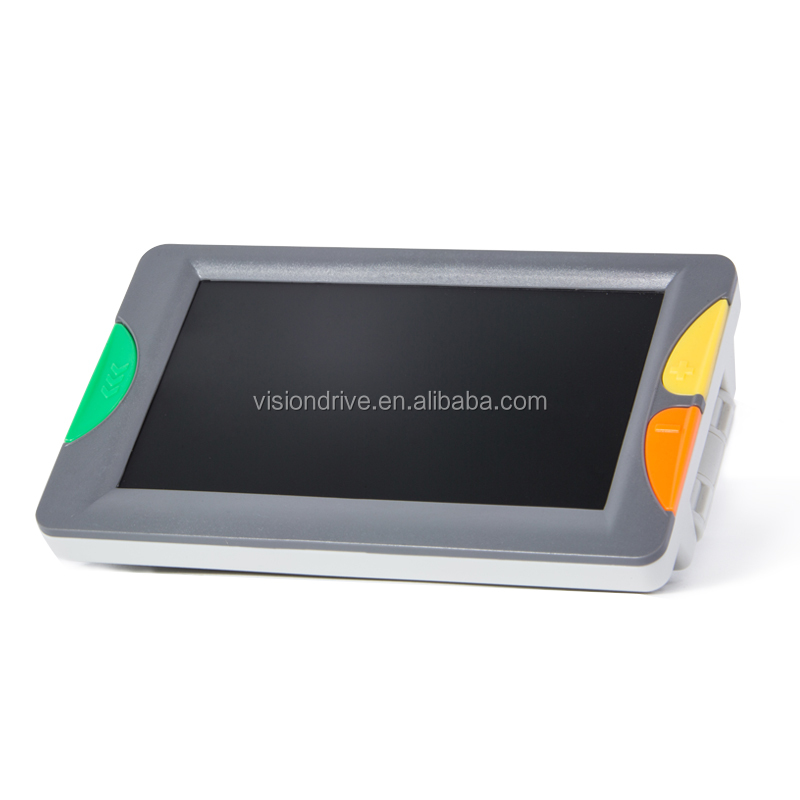VD-0750 4.3 Inch Classic Portable Video Magnifier Low vision magnifying glass for Low vision people