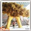 Home and garden outdoor artificial big trees large artificial banyan tree artificial plants and trees for sale