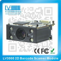 LV3000 2D finger barcode scanners