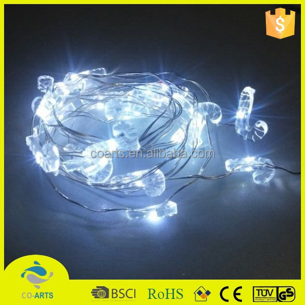 Most popular high quality christmas stick shape led light string
