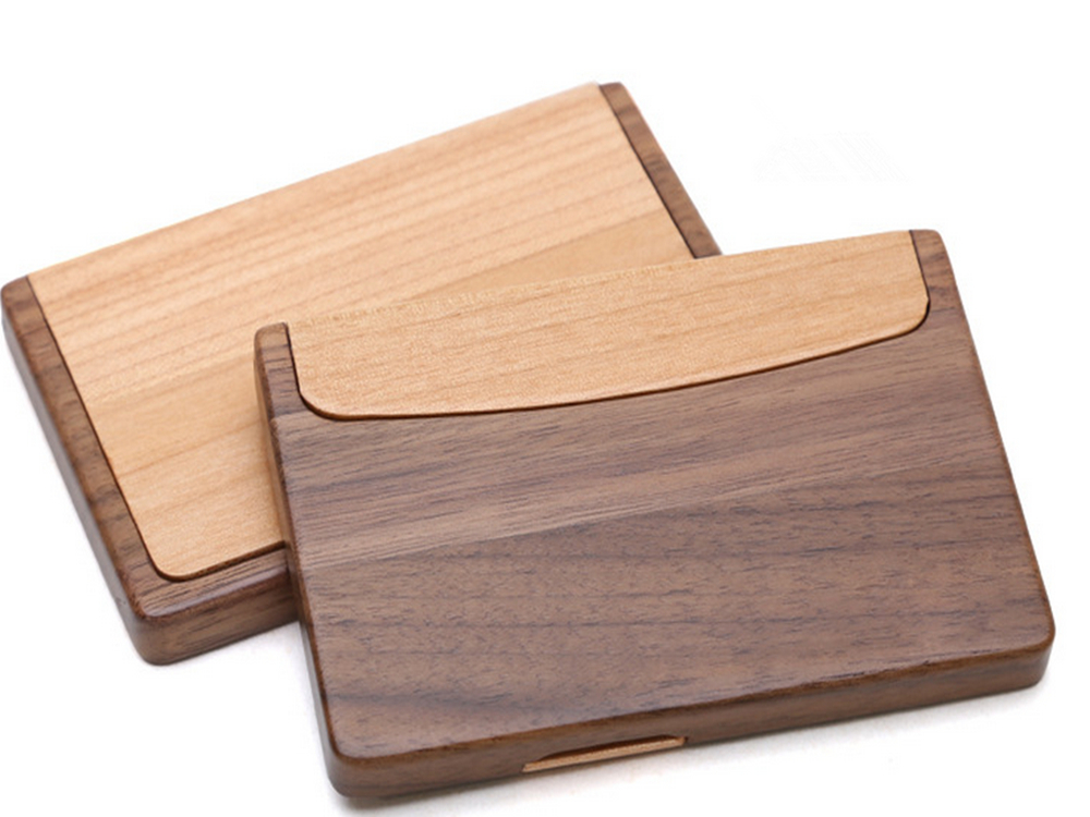 Dongguan Wooden Business Card Case