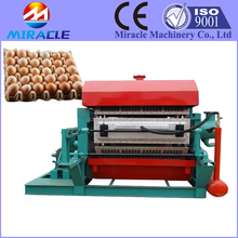 Hot sale durable molded paper pulp tray production line/egg tray molding machine/egg tray maker