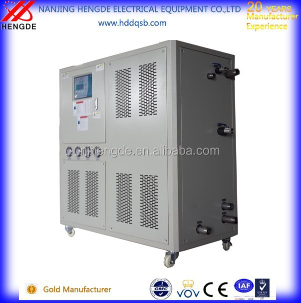 water cooled / cooling machine for plastic processing machinery