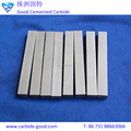Various Specifications Resistance To Fragmentation Cemented Carbide Strip Made In China