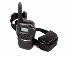 Best selling electronic dog training clicker 300meter training collar for dog
