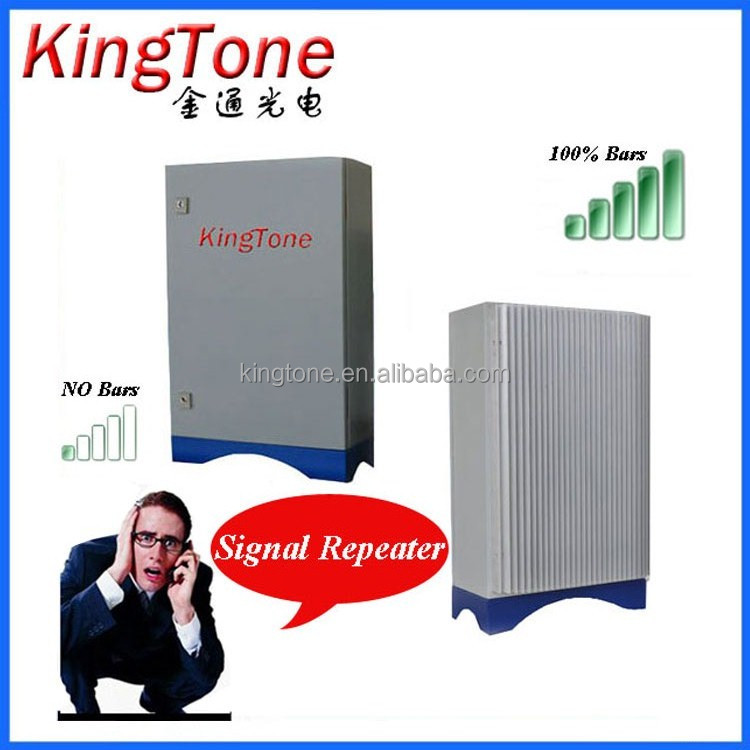 Long Distance Repeater Outdoor Cell Phone Signal 900 1800 Shift Frequency Repeater
