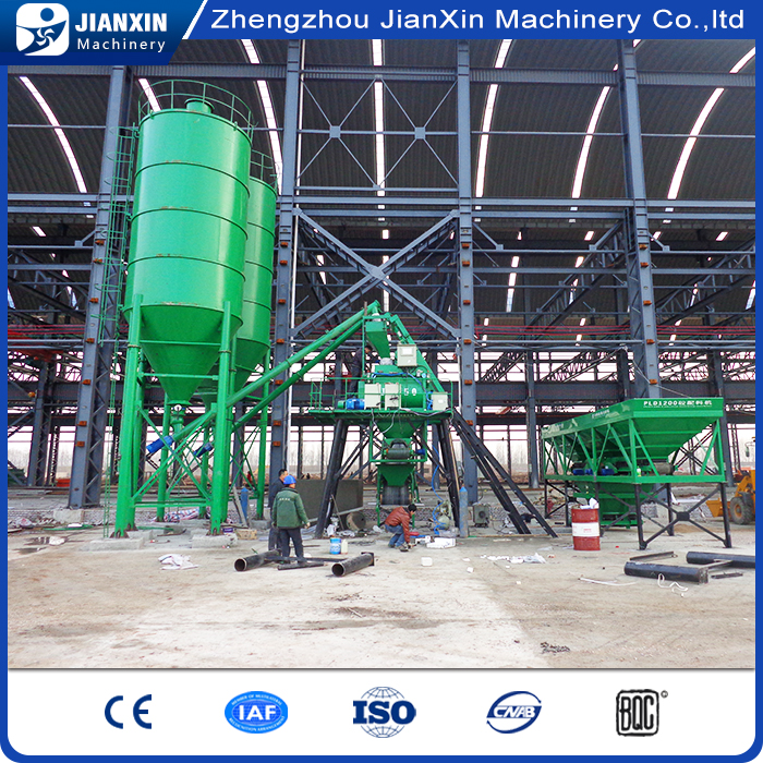 distinctive economical containerized concrete batching plant machine