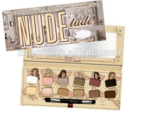 Hot SALE The Balm Nude Tude Eye Shadow 12 Colors Eyeshadow Palette Makeup Set Cosmetics
