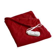 Custom Battery Powered Heating Pad Smart Electric Throw Blanket