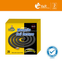 Traps Pest Control Type and Eco-Friendly Feature mosquito repellent coils Super Mosquito Coil Incense -Non smoke