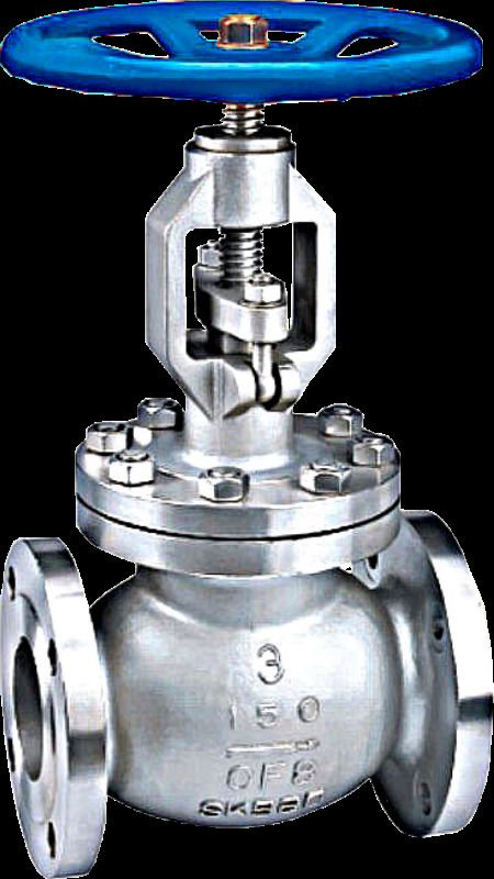 Manual Cast Steel Flexible Wedge Gate Valve