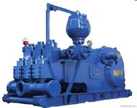 Triplex mud pump for drilling rig,small drilling mud pump for sale