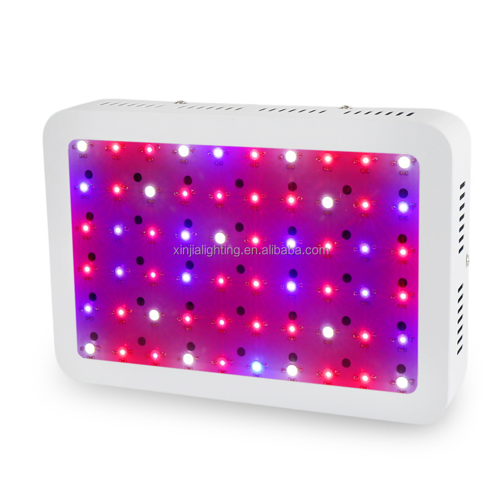 2017 low MOQ full spectrum 300W panel led grow lights