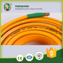 Top Quality orange color High Pressure Pvc Power Spray Hose Pipe