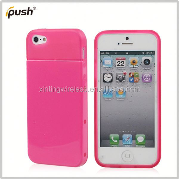 2014 new design cell phone case pc tpu combo for iphone5 pc tpu bumper for iphone5