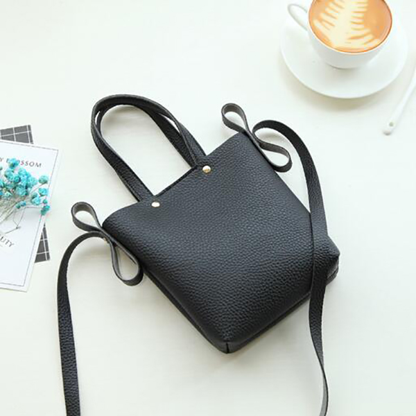 woman shoulder bags - portable leather woman shoulder bags