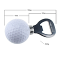 Bottle Openers Golf Ball with Logo Wine Open Beer Opener OEM