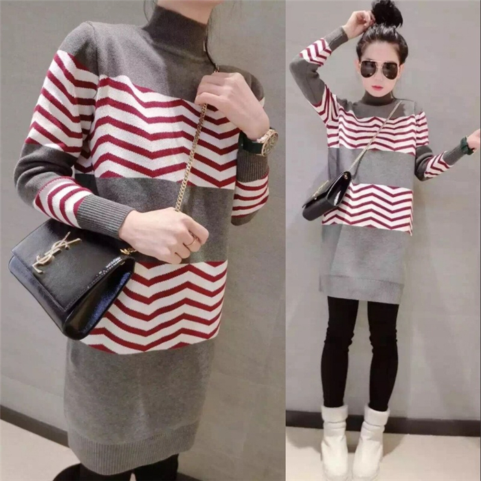 2017 latest Knit Wool Handmade Sweater Design For Girl Wool Sweater Design For Girl Wool Sweater