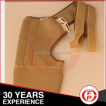 Flesh Color Thigh Support Bandage for Prosthetics amputees