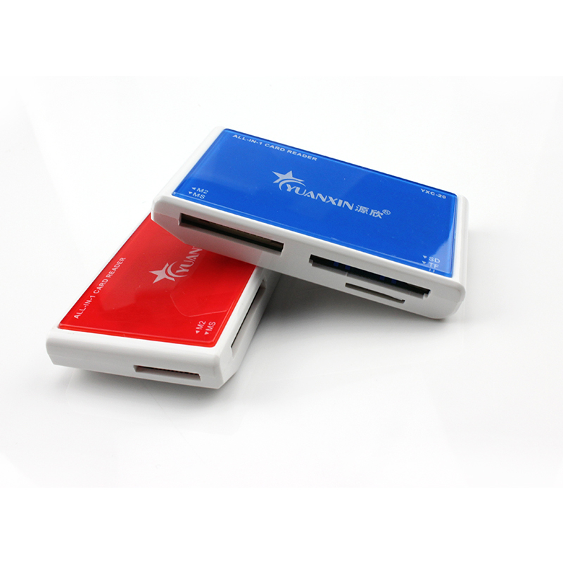 Multi in one desktop card reader all 1 card reader