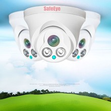 CCD Analog camera Cmos sensor 40M IR Dome CCTV Camera with 2pc Array LED 720P effect 1080TVL