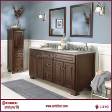 Chinese style top quality vanity bathroom cabinet unit