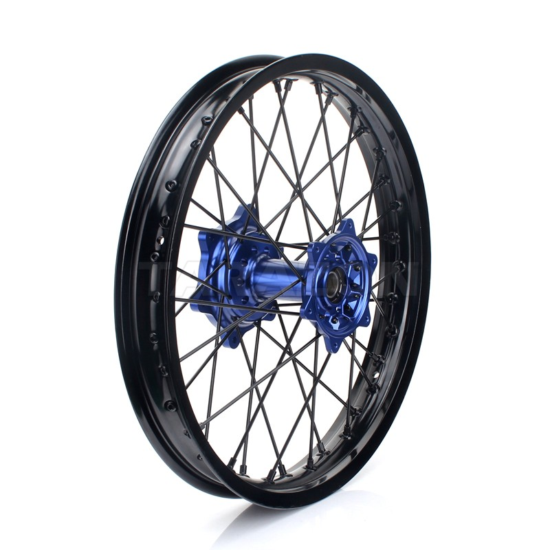 Aluminum 19 inch motorcycle wheels sets for suzuki