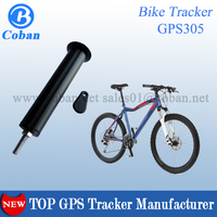 Protect your love vehicle Bicycle GSM/GPRS TK305 GPS Mini Hidden Bike Tracker GPS305 Quad Band Real-time Tracking Support