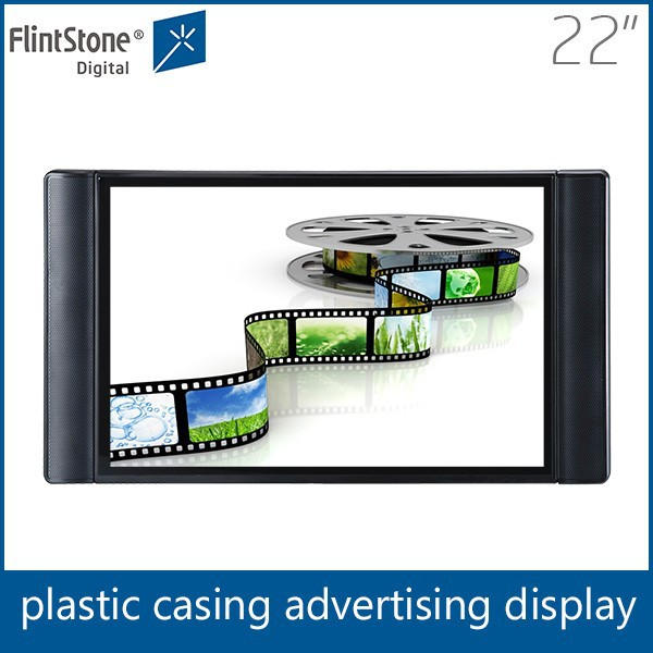 "22"" flintstone Motion Sensor Hotel Lobby digital signage kiosk,Top-selling Indoor Ad With HD lcd Player for Hotel, Banks, School"