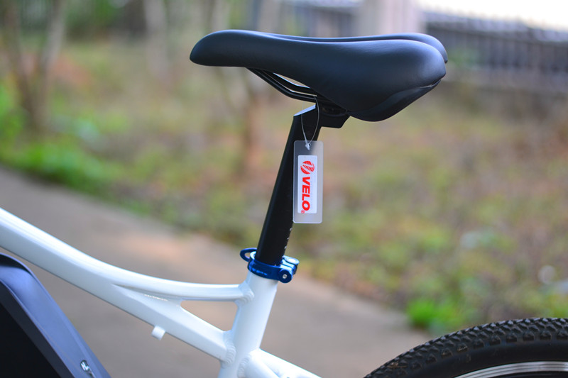 White new model bike electric power.36V 250W mountain bike