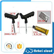 High Quality Bike Motorcycle Auto Tyre Tubeless Automobile Tools/auto Car Tire Repair Tools