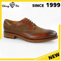 Made In China Abibaba Luxury Genuine Leather Custom Hand Made Shoes