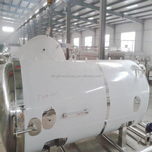 Sus304 automatic water spray autoclave for drying food and vegetables