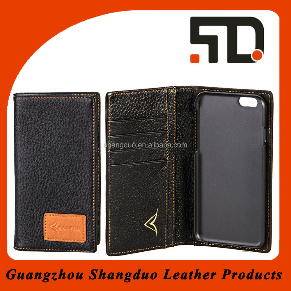 HK Bestselling Competitive Price Leather Cell Phone Case Maker