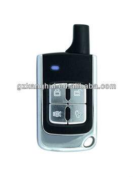 2- way car alarm 6121 for super long distance