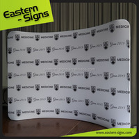 Trade Show portable photo booth Stand