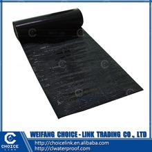 self adhesive modified asphalt waterproof membrane for green roof