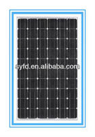 High Efficiency Back Contact Solar Cells