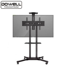 Support VESA 600x400 mm Mobile Single Anti Theft Wall Mountedled Television tv stand <strong>furniture</strong>