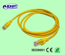 Network utp Cat5e cable 3M ADP Brand , cat5e pacth cable with Rj45 ,Cat5e/cat6 utp Patch Cord Cable
