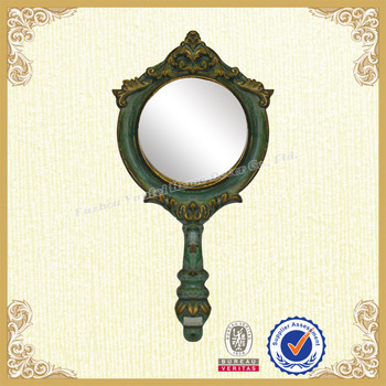 Living room wall hanging mirror wholesale art