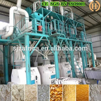 maize flour milling machine corn milling machine for Kenya