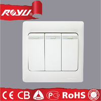 light switch, home office use electrical wall switches brand, 2 gang 2 way switch