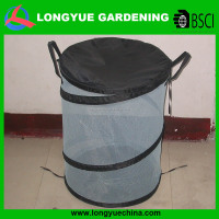 pop up large mesh laundry bag