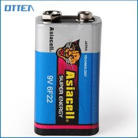 2016 new machinery sizes 9v dry cell battery