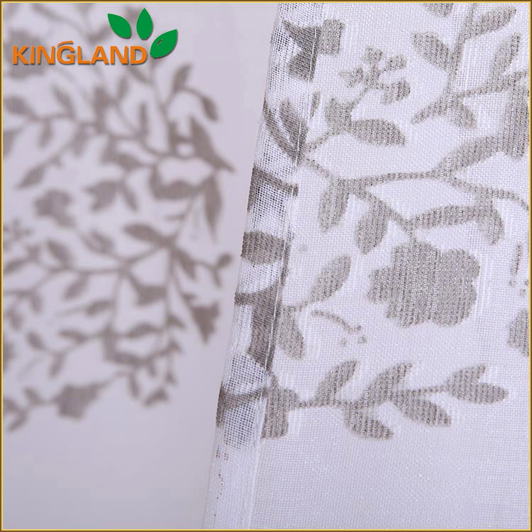 Printed Arabic Curtains For Home